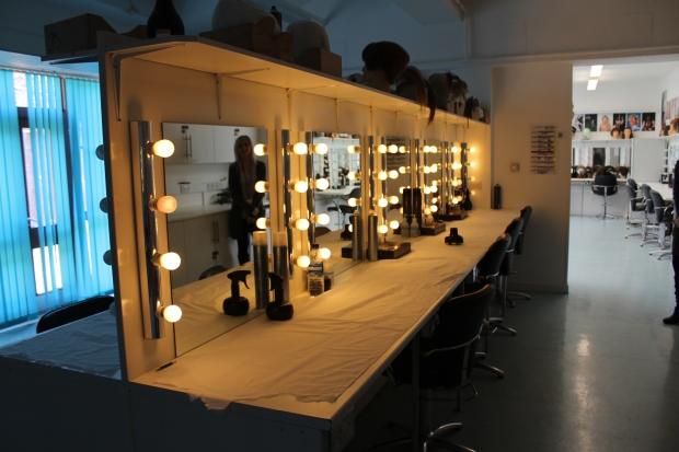 northbrook make-up studio college university