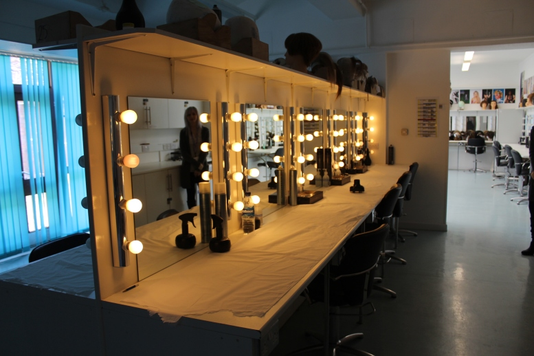 northbrook make-up studio college university